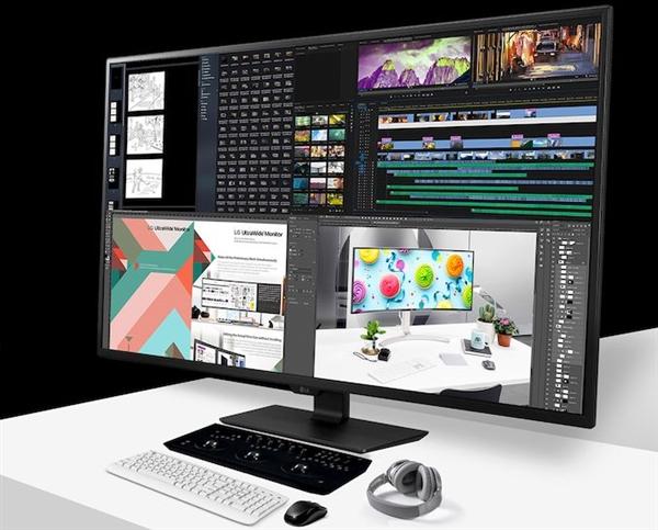 LG推出迭代款式43UN700显示器,将于11月15日在日本上市