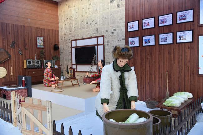 長白山森工集團老白山雪村與你相約南通中國森林旅游節