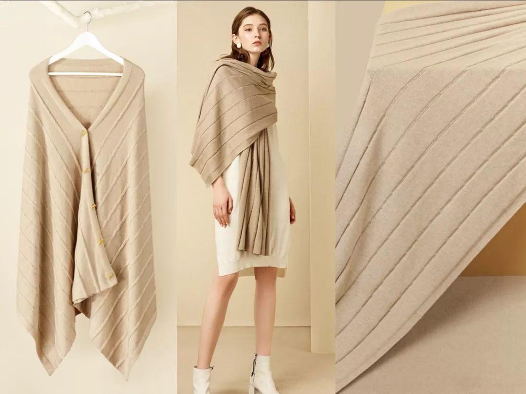 【理想物】承包冬日里的百变造型的围巾,你值得拥有!