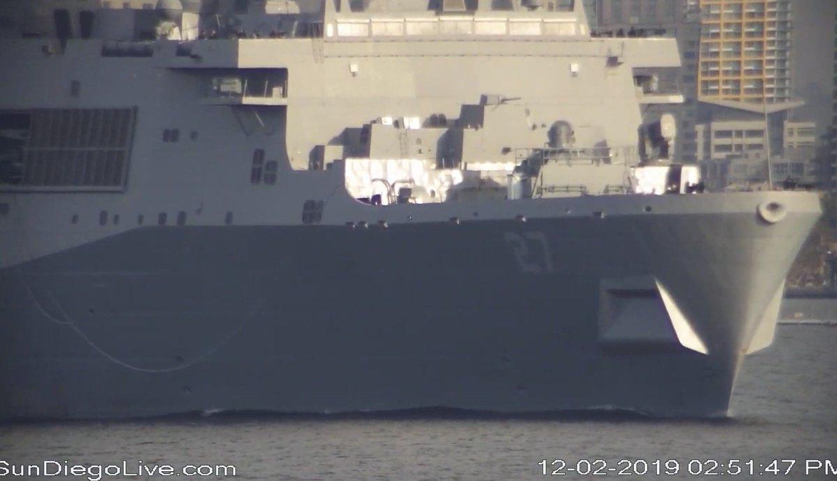 【蜗牛棋牌】美军测试最新舰载激光炮 可摧毁小型船只
