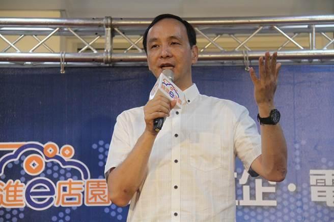 朱立伦 图台媒
