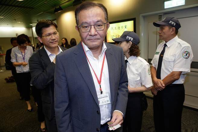 """民进党""""立委""""高志鹏(图片来源:台湾""""中时电子报"""")"""