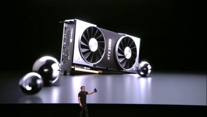 光线追踪掀12年来最大飞跃 NVIDIA RTX 20系列显卡正式发布