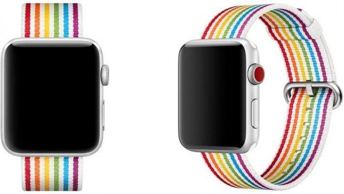 苹果更新三款夏季新配色表带和iPhone硅胶保护壳