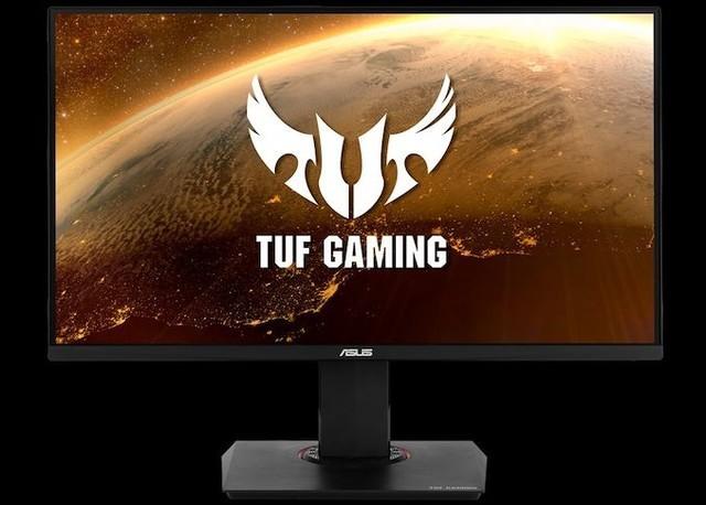 华硕推出TUF Gaming系列显示器新品,采用无眩光4K IPS面板