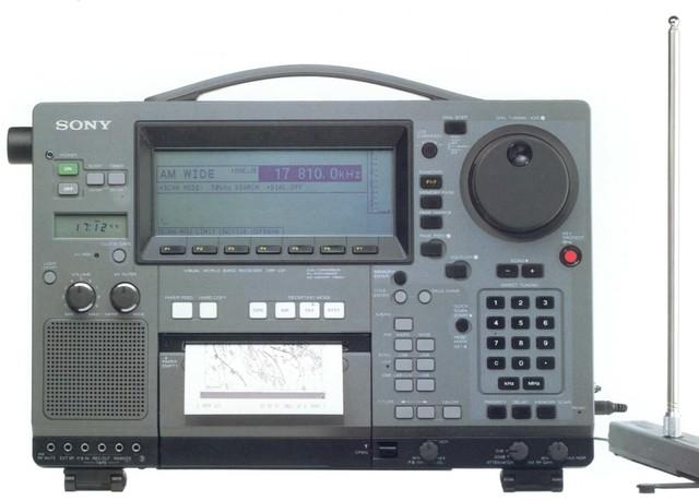 """能接收、打印卫星图像的""""可视化""""收音机,浓浓的专业范"""