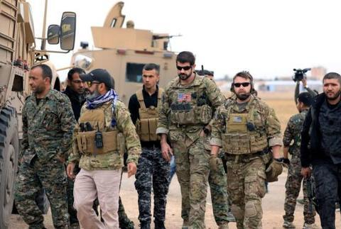 美国防部官员称,特朗普当局计划立刻从叙利亚撤军。(图源:《华盛顿邮报》)