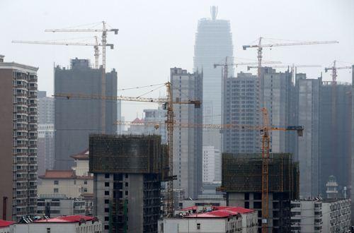 郑州房价涨幅逼近一线 部分楼盘不停释放涨价信号