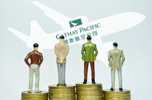 中年国泰航空重组求生:曾两年亏损18亿港元