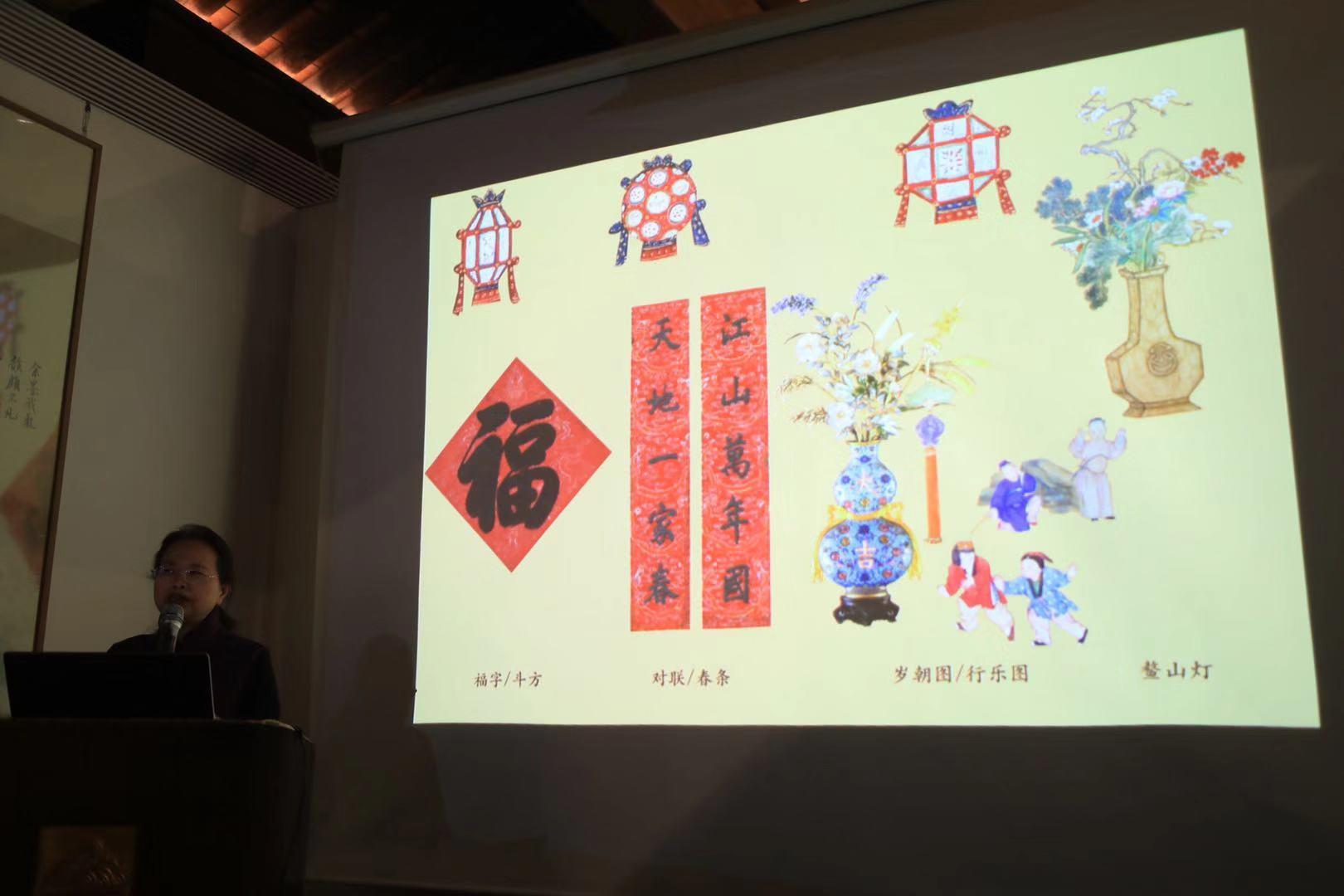 """故宫今天召开发布会介绍""""过大年""""项目安排。摄影/新京报记者浦峰"""
