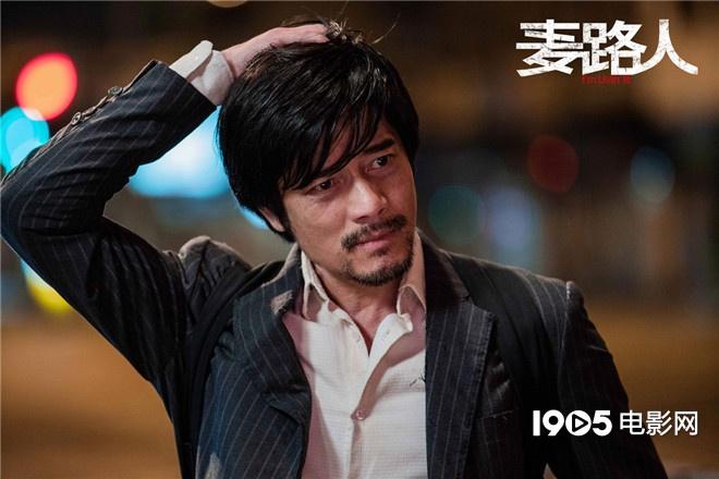 郭富城新作入围东京国际电影节 10.29全球首映