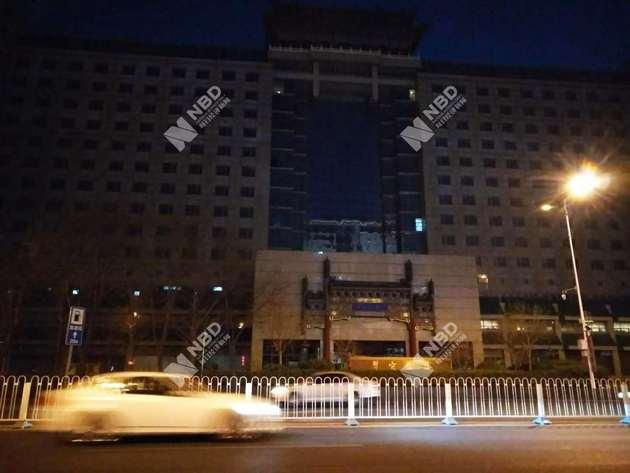 北京翠宫饭店烂尾好几年 京东27亿买下只为人才招聘?