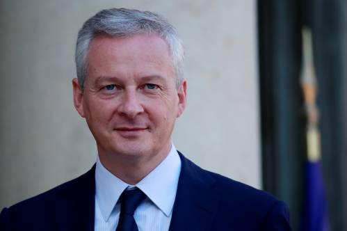 图为法国财长勒梅尔。新华社/路透