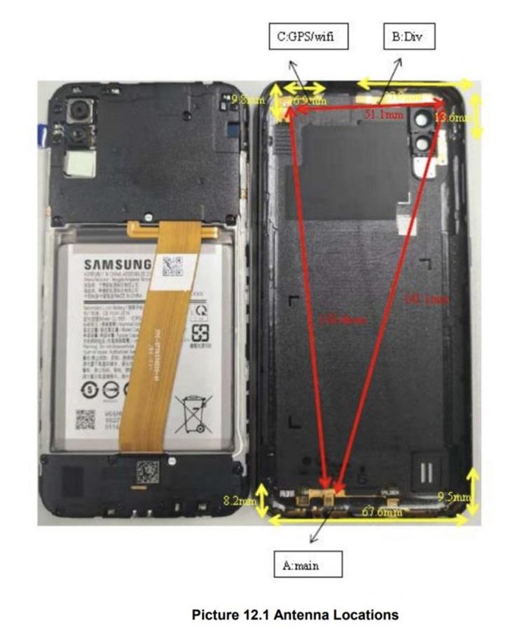 三星Galaxy A01手机通过FCC认证,配备16GB的存储空间