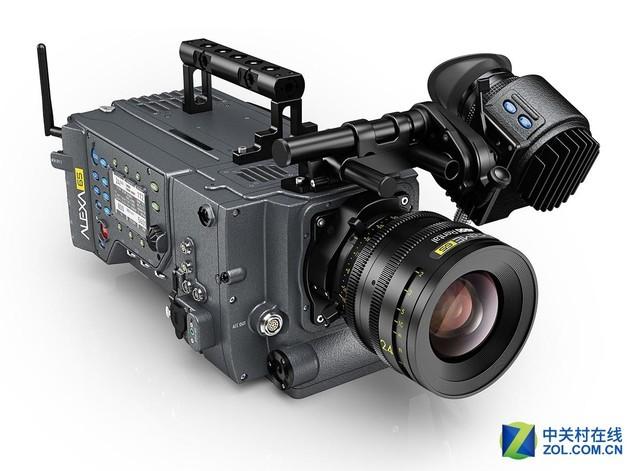 IMAX作为电影行业的顶级水准,采用ARRI ALEXA 65摄像机,视频分辨率为6.5K