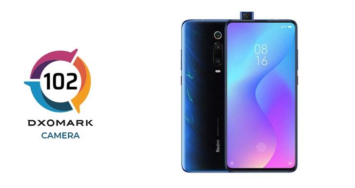 DxOMARK公布Redmi K20 Pro相�C得分:102分