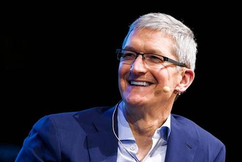 库克加入苹果已20年 最初他曾多次拒绝苹果苹果库克乔布斯