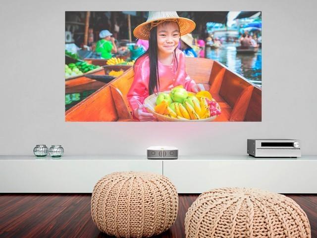 4K激光电视的芯片有缩水