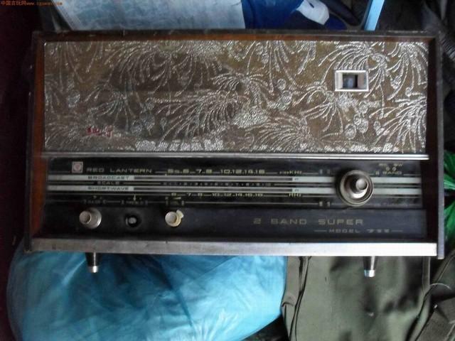 红灯牌电子管收音机,你家里有吗?