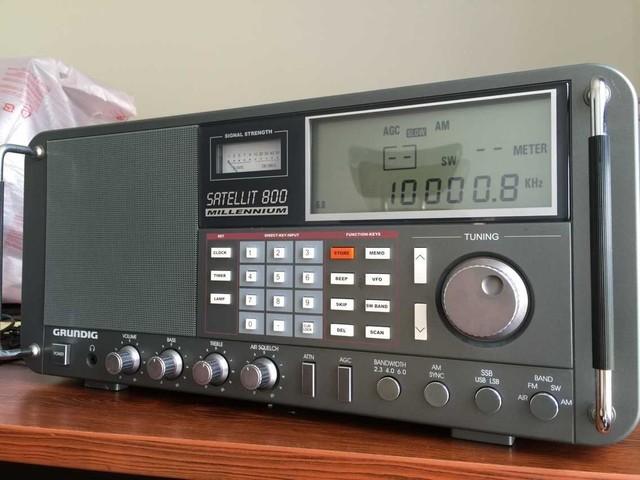 根德S800,很多收音机发烧友的梦中情人