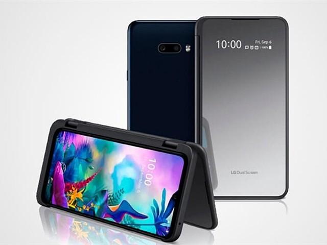 LG发布V50S ThinQ机型,内置高通骁龙X...