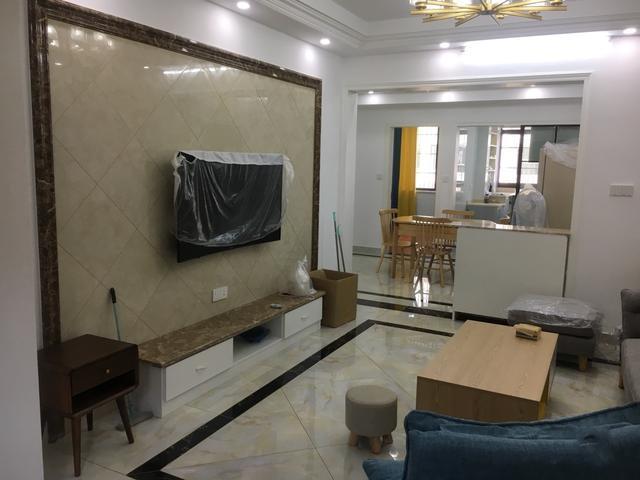 新房刚收拾妥,算上定制和家电10万,邻居都夸性价比高,晒晒