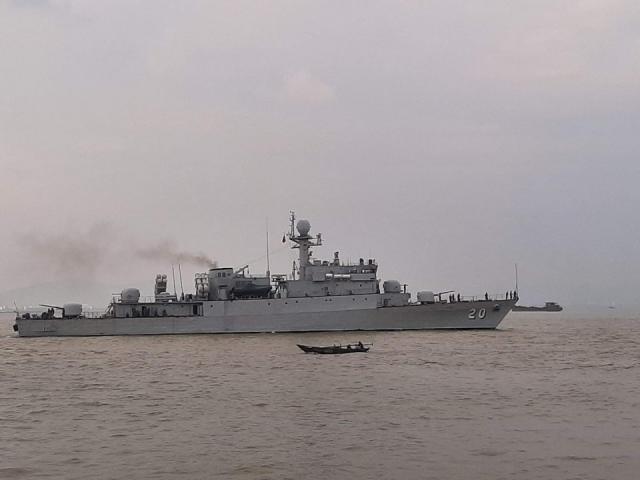 越南改装韩国所赠送护卫舰 加装反舰导弹战力大增