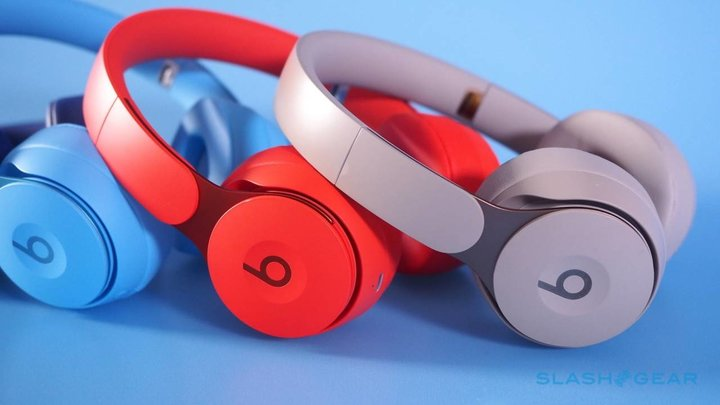 Beats推出全新头戴式耳机,加入了环境声功能
