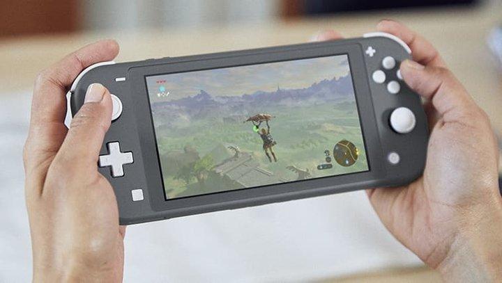 任天堂掌機Switch Lite的外觀及游戲體驗