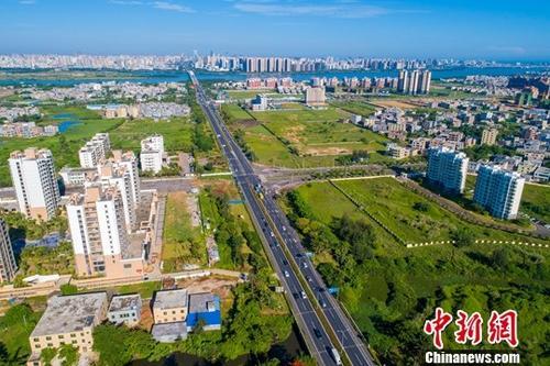 中国海南自贸试验区将试点30项政策 扩大金融开放