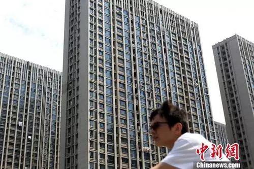 楼市。中新社记者 泱波 摄