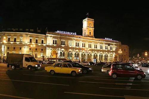 圣彼得堡火车站图据网络