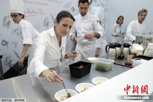 欧时:米其林2019美食排行 全法75家餐馆新上榜