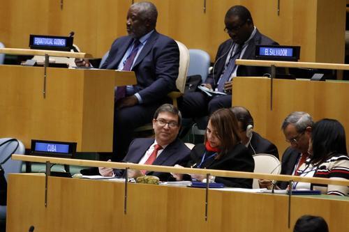 聯大決議要求美國取消對古巴禁運 巴西首投反對票|特朗普|聯合國