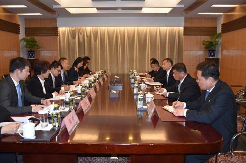中国朝鲜举行第十三轮领事磋商