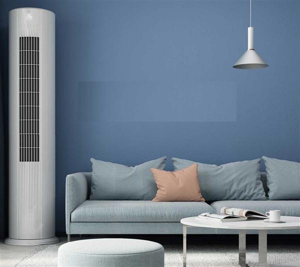 米家互联网立式空调C1上架:2匹变频 一级能效