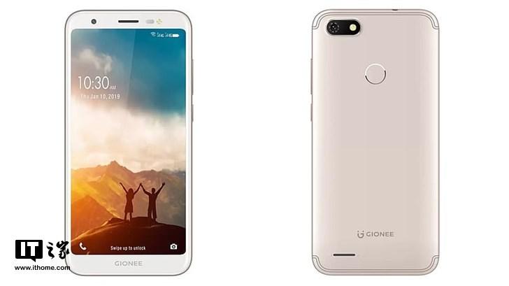 金立在印度首发新手机 F205 Pro定位入门级别