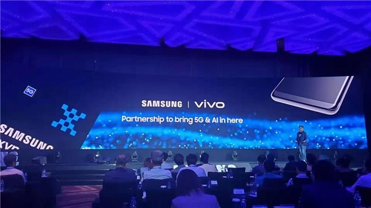 vivo的三星Exynos 980手机将于年内上市 8nm工艺+NSA/SA双模5G