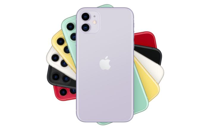 2020年下半年的三款新iPhone:出货1.2亿台