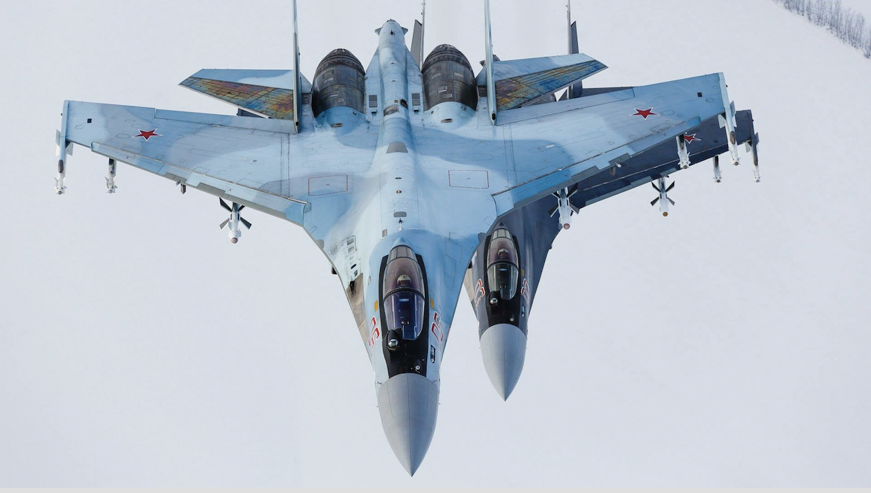 土耳其防长否认要买苏35战机:我们是F35项目伙伴