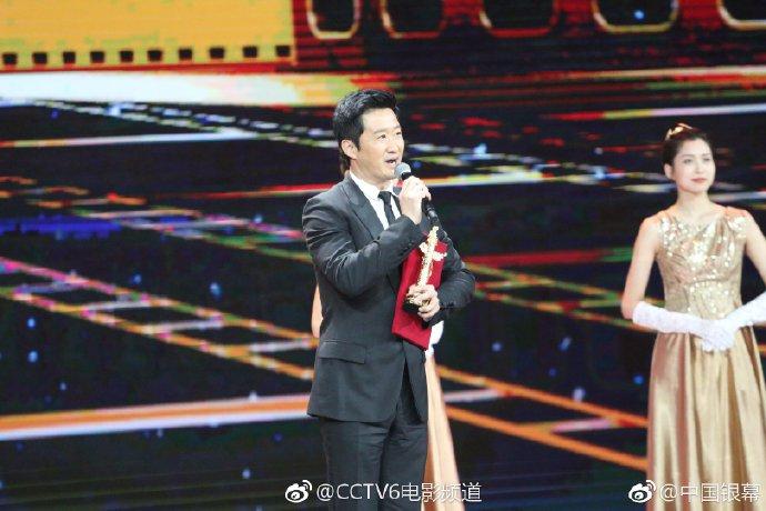 吴京 图片来自@CCTV6电影频道