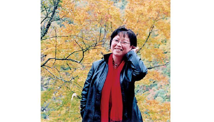 王瑛的故事,感动和激励着千千万万个南江人。
