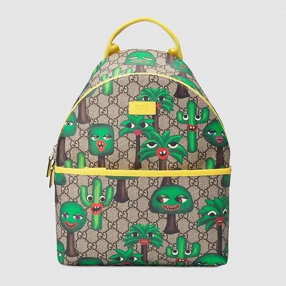 【是日美好事物】大人背也不违和的Gucci童包,韩范儿加拿大鹅为街头潮流送温暖