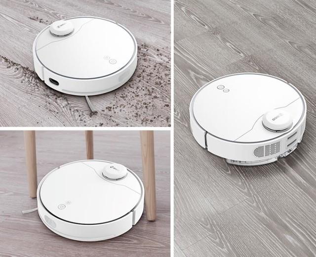 360推出新款旗舰扫地机器人产品X90,新升级了超声波避障传感器