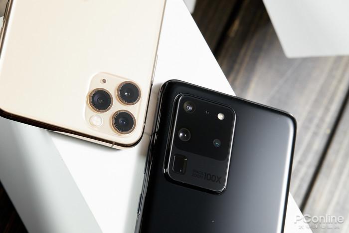 三星S20 Ultra对iPhone 11 Pro Max:顶级旗舰的较量