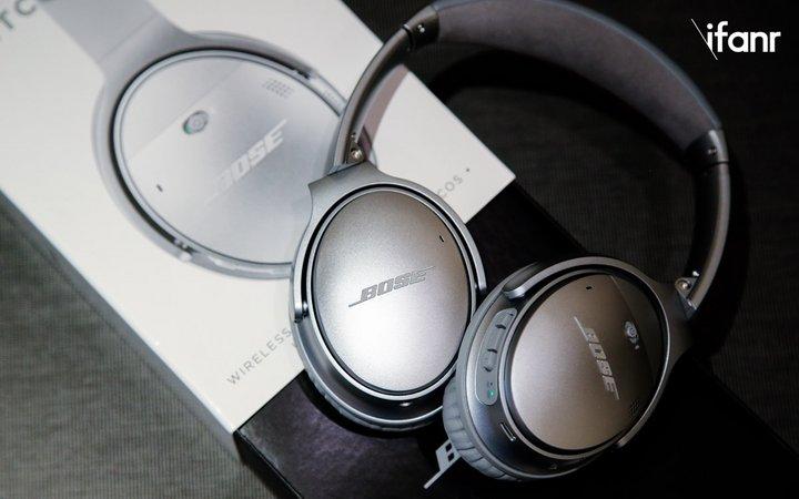 ▲ QC 35 降噪耳机