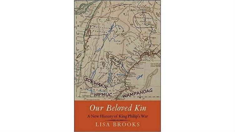 《我们挚爱的亲人》,丽莎·布鲁克斯 著,出版社:Yale University Press