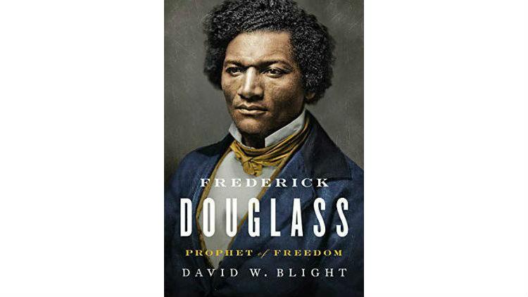 《自由先知:弗雷德里克·道格拉斯》,大卫·W·布莱特 著,出版社:Simon & Schuster