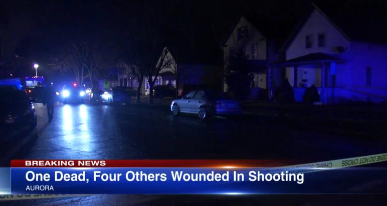 【蜗牛棋牌】枪声又响 美国奥罗拉市凌晨突发枪击案致1死4伤