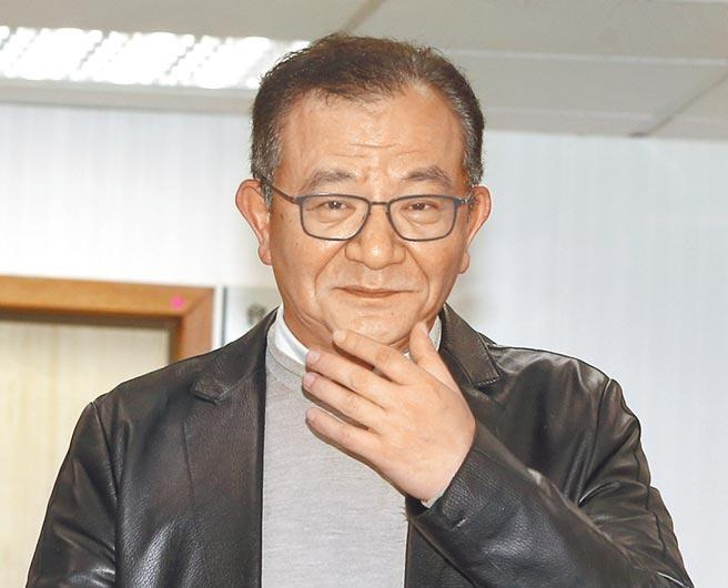 """高志鹏。(图片来源:台湾""""中时电子报"""")"""
